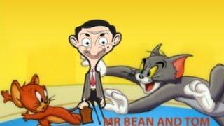 Dessin animé complet en francais de tom et jerry and Mr Bean - Animation de comédie épisode complet