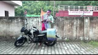 Funny saree wala