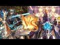 Download Video Download Cardfight!! Vanguard  Royal Paladin Blaster VS Link Joker Chaos Gyze 3GP MP4 FLV