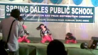 nach  munda ,telugu(spring dales public school KUMHARI 2013 annual function)kpvir