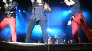 Armonia Show en Abella ( Lydia Veiras bailando)