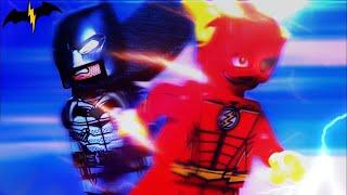 "LEGO The Flash: Crimson Comet - Episode 3 (Season 2) ""The Mirror House"""