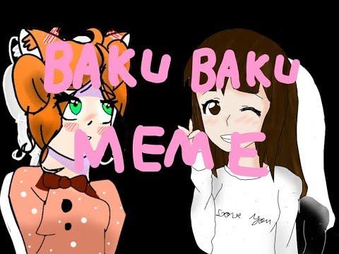 Xxx Mp4 Baku Baku Meme Ft Cupcake Moon 3gp Sex