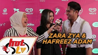 Sweet betul Zara Zya & Hafreez Adam ni!