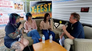 X-Fest 2017 Interview with The Lemon Twigs