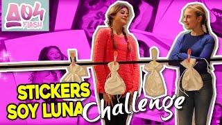 Stickers Soy Luna Challenge |ambrina04 flash|