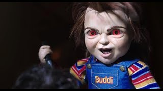 "CHILD'S PLAY (2019) FEATURETTE ""Bringing Chucky to Life"" (HD) REMAKE 