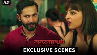 Radhika introduces her husband to Varun - Badlapur