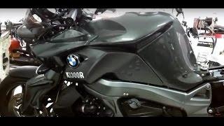 REVISÃO BASICA BMW K1300R MOSTRANDO DETALHES SOBRE A MOTO