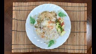 Chicken Polau     মোরগ পোলাঊ    Secret Recipe    Morog Polao