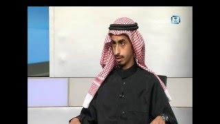 أحمد المكينزي أول شاب مصاب بالتوحد يدخل الجامعة