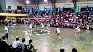 DLSU - LADY SPIKERS @ La Salle Academy Iligan City - June 25 ,2015