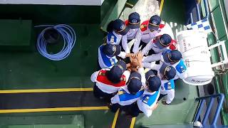 Peringati Hari Kartini, IFMA Resmikan 1 Kru Perempuan Pelaut