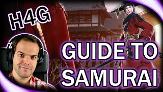 FFXIV Stormblood How to Guide - Getting Started with Samurai!