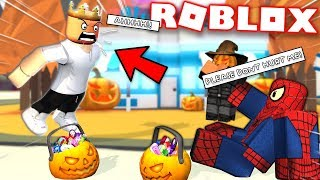 THE WORST TRICK OR TREATER | Roblox - Adopt Me!