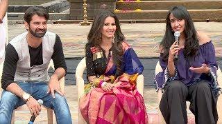 Iss Pyar Ko Kya Naam Doon | Show Launch Full Video | Barun Sobti | Shivani Tomar