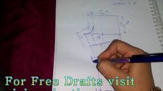 Palazzo pant कैसे नापे, काटे in Hindi | How to measure, cut