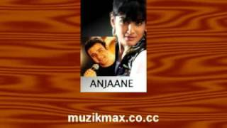 Nain tere jhuke jhuke  | ANJAANE - 1995 | My All time favs
