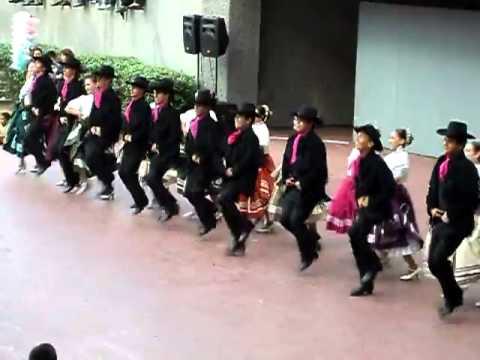 México Arte y Tradición XX Mitote Folklórico