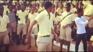 Shatta Wale - Taking Over Dance