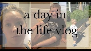 My first VLOG: a day in the life