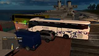 ETS2:NABIL CLASIS .DHAKA TO BORISAL LONG TRIP.GAMEPLAY BY STUPID MAD DRIVER