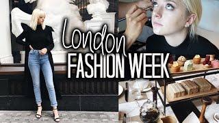 London Fashion Week & OOTDs   2016   Maddi Bragg