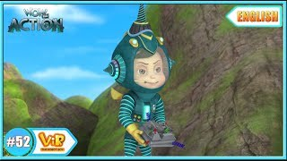 Vir: The Robot Boy | Vir's  Robo Boy Suit |  English episodes for Kids | WowKidz Action