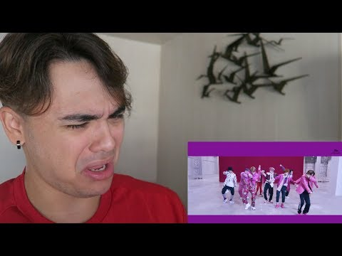 NCT 127 - Cherry Bomb MV Reaction