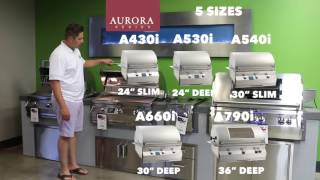 FIRE MAGIC GAS GRILLS BUILT IN WHICH ONE SHOULD I CHOOSE?