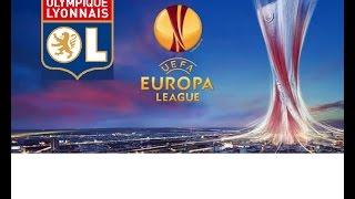 """FIFA 17 [Carriera Allenatore Lione] """"EUROPA LEAGUE!"""" Ep.13"""