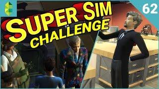 SUPER SIM CHALLENGE | Time for a Penthouse? (Part 62)