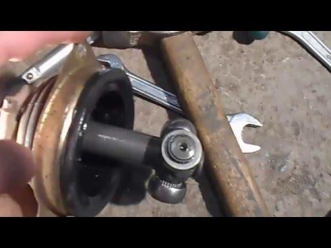 Замена сальника левого привода рено логан
