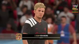 PS4 FIFA 18 Gameplay Tunisian Team Clash D