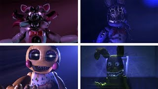 Ultimate Custom Night: All Voice Lines [SFM Five Nights at Freddy