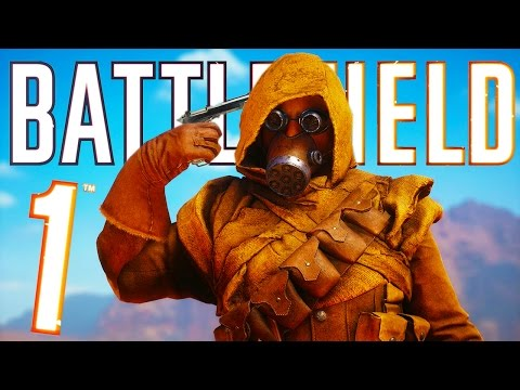 Battlefield 1 - Random & Funny
