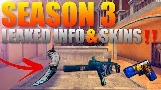 Critical Ops Season 3 Pass Huge Leak, Possible Release Date, and New Knife in Pass⁉️
