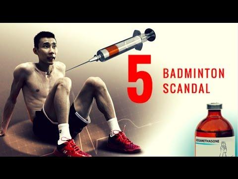 watch TOP 5 BADMINTON SCANDAL