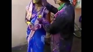 Devar Bhabhi Holi
