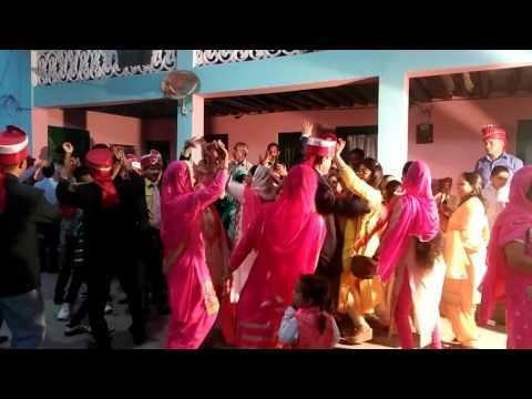 Himachali kangri dance