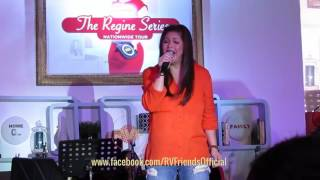 Regine Velasquez - Tunay Na Kayamanan [Regine Series Nationwide Tour - SM City Bacoor]