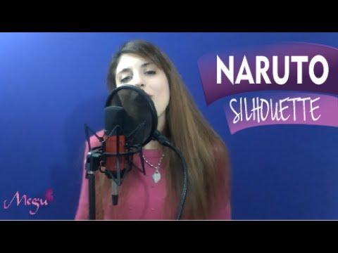Naruto Shippuden Silhouette Cover By Megu