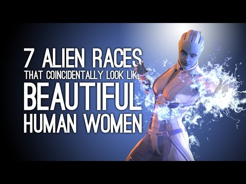 Xxx Mp4 7 Alien Races That Look Like Beautiful Human Women By Amazing Coincidence 3gp Sex