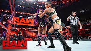 Sasha Banks, Bayley & Mickie James vs. Absolution: Raw, Dec. 18, 2017