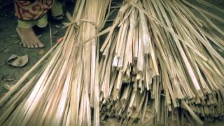 Hogla Making in Bangladesh- Save the Children & PEPSICO