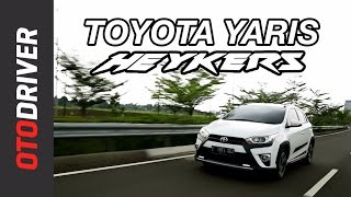 Toyota Yaris Heykers 2017 Review Indonesia | OtoDriver
