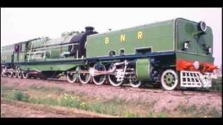 Indian Railways: Beyer-Garratt locos of India - a slideshow
