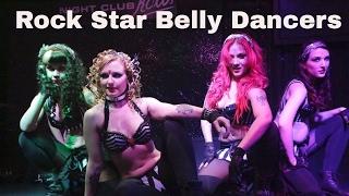 Metal Belly Dance - Team Darkstar - Gothic Belly Dance