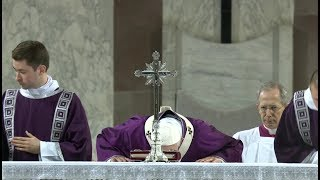 Pope's three actions to practice during Lent: Pause, See and Return