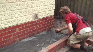 How To Lay Weed Matting - DIY At Bunnings
